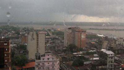Jueves lluvioso y con tormentas, anuncia Meteorología