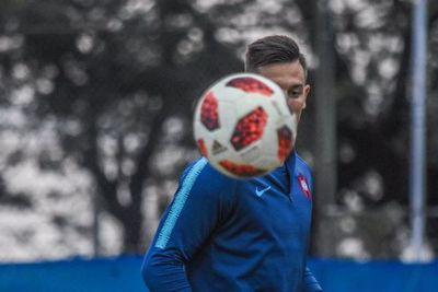 Deudas y sanción de FIFA, el conflicto de Cerro Porteño por el pase de Diego Churín