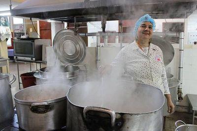 Día de la cocinera en Paraguay
