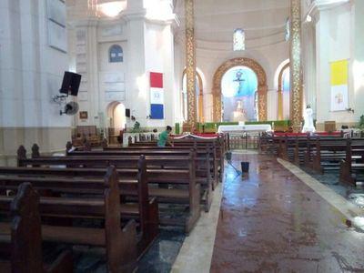 Hendy: piden colaboración para mantener la Basilica Santuario de Caacupé