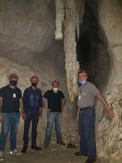 Vallemí: Fiscalía investiga daño ambiental y cultural en cavernas