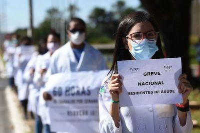 El coronavirus avanza severo en América Latina