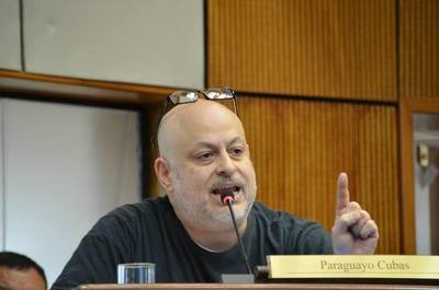 Payo Cubas sostiene que Zacarías Irun no pierde sus fueros por complicidad de sus colegas