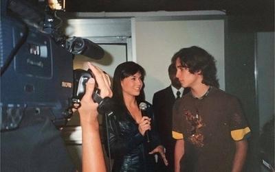 """HOY / Melissa Quiñónez entrevistó a Diego Boneta y """"no lo sabía"""""""