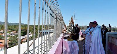 Basílica de Caacupé seguirá con puertas cerradas, pero mantiene contacto espiritual y virtual