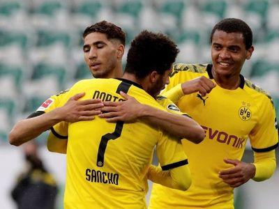 Achraf sentencia el triunfo del Borussia