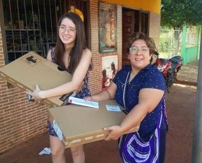 HOY / Joven encarnacena gana primer puesto en concurso juvenil de Ciencias