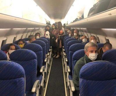 Paraguayos procedentes de Bolivia arribaron al país y se espera la llegada de otros grupos