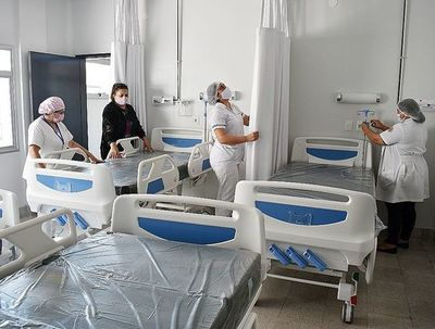 Equipan unidad sanitaria del IPS