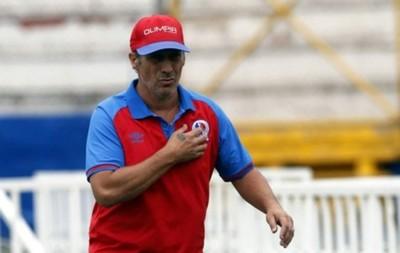 Pedro Troglio recuerda su título con Cerro Porteño