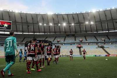 Inminente retorno del fútbol en Río de Janeiro