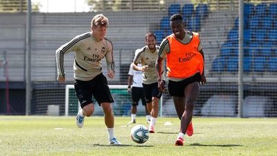 El Madrid inicia la tercera semana de entrenos