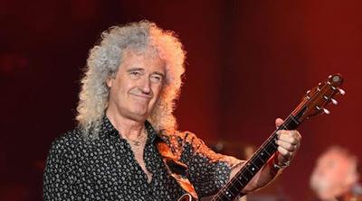 """""""Estoy listo para rockear"""", dijo Brian May luego de recuperarse de un ataque al corazón"""