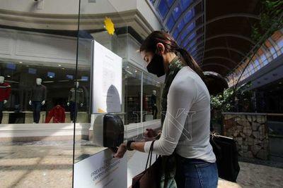Shoppings: Control y acatamiento general de clientes en la reapertura