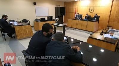 PROSIGUIÓ HOY JUICIO SOBRE SUP. ESTAFA A LAVANDERAS DE CNEL. BOGADO