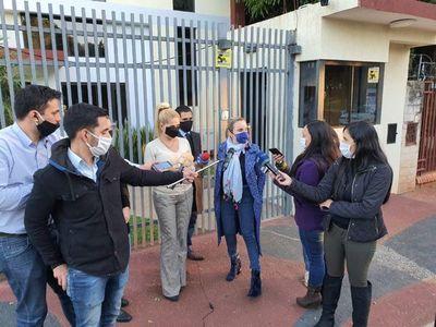 Justo Ferreira prestó declaración ante la Fiscalía
