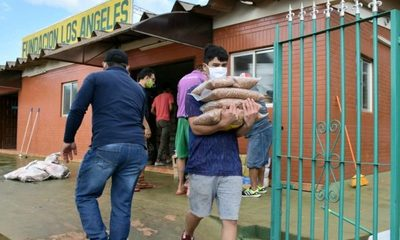 Itaipu sigue entregando kits para ollas populares en Alto Paraná – Diario TNPRESS