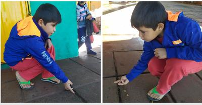 Una «Balita», símbolo de alegría y diversión para los niños