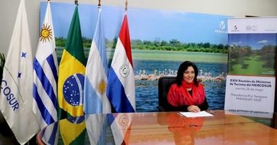 Mercosur acuerda acciones para recuperación del turismo regional