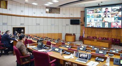 Senadores cuestionan lenta gestión  para auxiliar a mipymes en riesgo