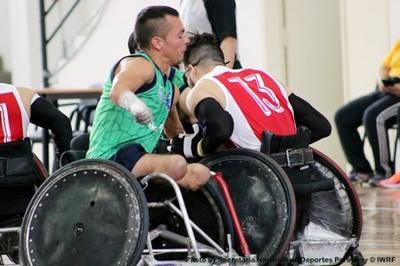 Invitan a charla virtual de rugby en silla de ruedas dictada por profesionales