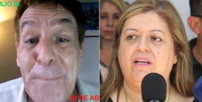 """A pesar del fallo del """"Juez"""" Vargas Peña, Diputados archiva causa contra Sandra Quiñonez"""