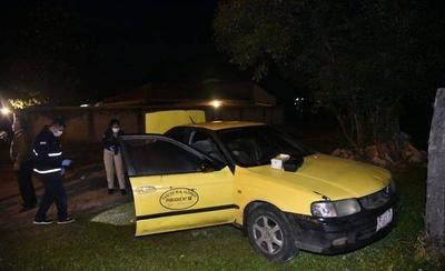 HOY / Mellizos asaltaron a taxista: robaron el auto y la recaudación