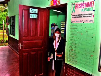 """""""La educación es el único salvavidas contra el abuso"""""""