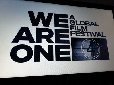 """Festival """"We Are One"""", ejemplo de solidaridad del mundo del cine"""