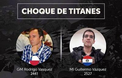 Guille Vázquez triunfa en choque de titanes