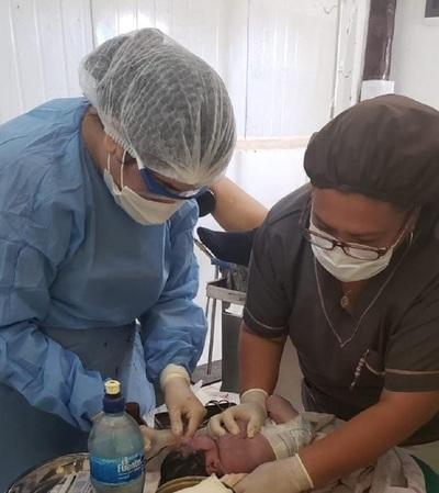 Chaco: Equipo de salud responde con éxito a embarazada en trabajo de parto