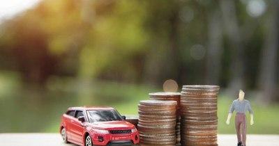 Movimientos netos de créditos en cuarentena
