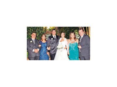 Rinaldi-Gadea Una inolvidable noche de bodas