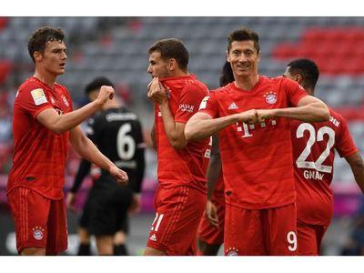 Bayern ratifica su enorme superioridad en  Bundesliga