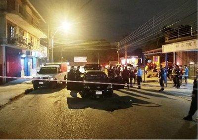 Detienen a Policías que dispararon a menor de seis años durante persecución