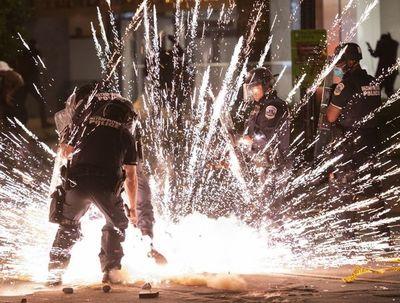 Escalada de protestas contra la violencia policial y el racismo sacude EEUU