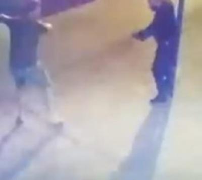 Video evidencia reacción de policías tras balacera