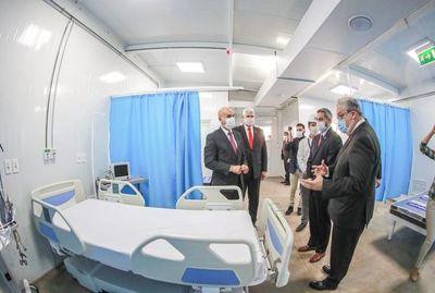 Ante escenario catastrófico: Ineram ensaya y advierte que  hospitales no tendrán capacidad