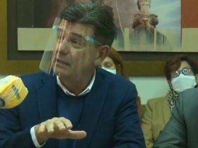 """Alegre sobre su imputación: """"Es un operativo de la mafia"""""""