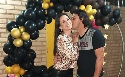 Helem Roux celebró su cumpleaños rodeada de su familia