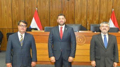 Pedro Alliana fue reelecto como presidente de la Cámara de Diputados