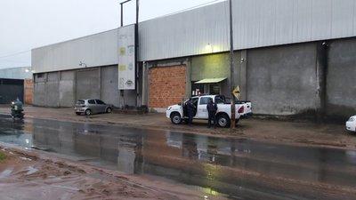 Delincuentes se llevan G. 400 millones tras asalto con toma de rehenes en Ñemby