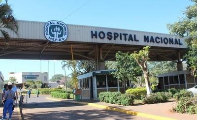 HOY / Dos mujeres que dieron positivo a COVID-19 fueron hasta el Hospital de Itauguá para llevar a paciente
