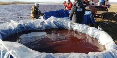 Rusia se moviliza para paliar los daños del derrame de diésel en el Ártico