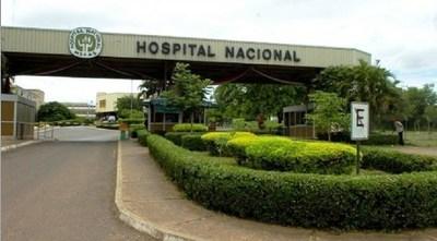 Un paciente renal fue llevado hasta el Hospital de Itauguá por su esposa y su hija con COVID-19