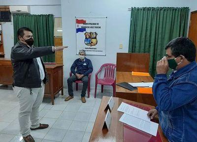 Junta paralela en la Municipalidad de Mauricio J. Troche