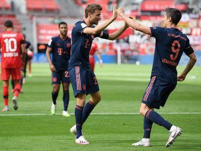 El Bayern sigue intratable y da un paso más hacia el título