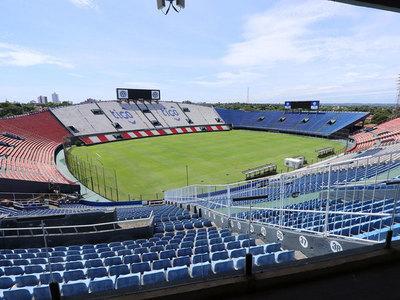 Defensores del Chaco, en el podio de estadios más utilizados