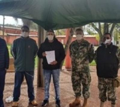 52 paraguayos cumplieron la cuarentena y fueron dados de alta