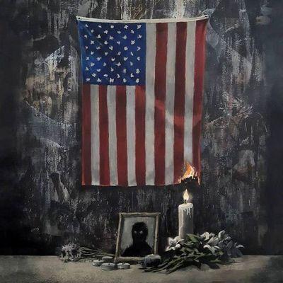 Banksy presenta tributo a George Floyd